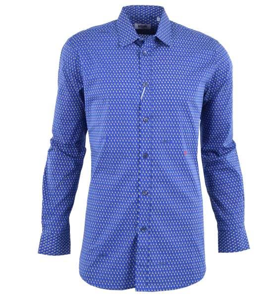 Hemd aus Baumwolle mit Aufdruck von MOSCHINO First Line