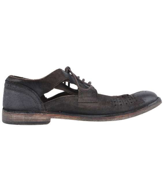 SUMMER SHOES by DOLCE & GABBANA Black Label