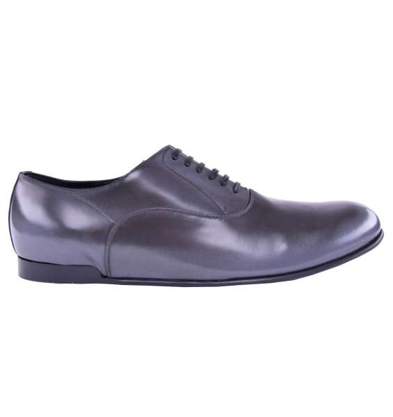 Patent Leather Shoes by DOLCE & GABBANA Black Label