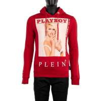Victoria Silvstedt Hoody Red
