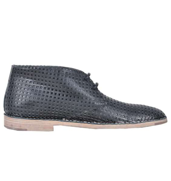 SHOES by DOLCE & GABBANA Black Label