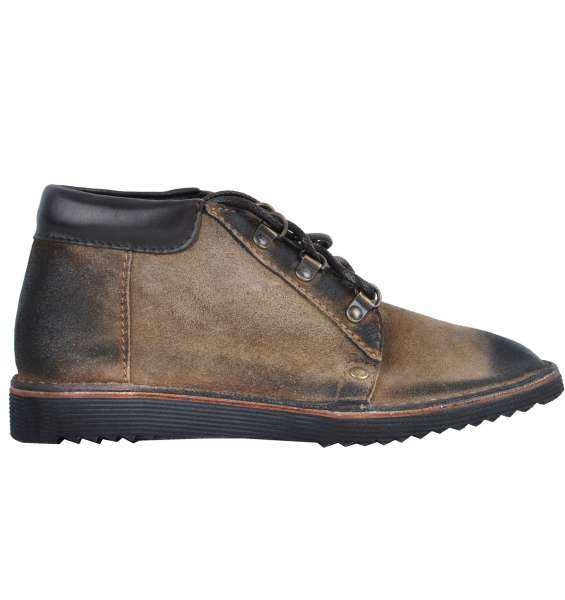 BOOTS by DOLCE & GABBANA Black Label