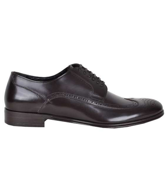 BUSINESS SHOES by DOLCE & GABBANA Black Label